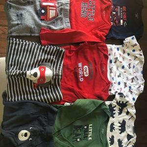 18 Month Fall Boy Clothing